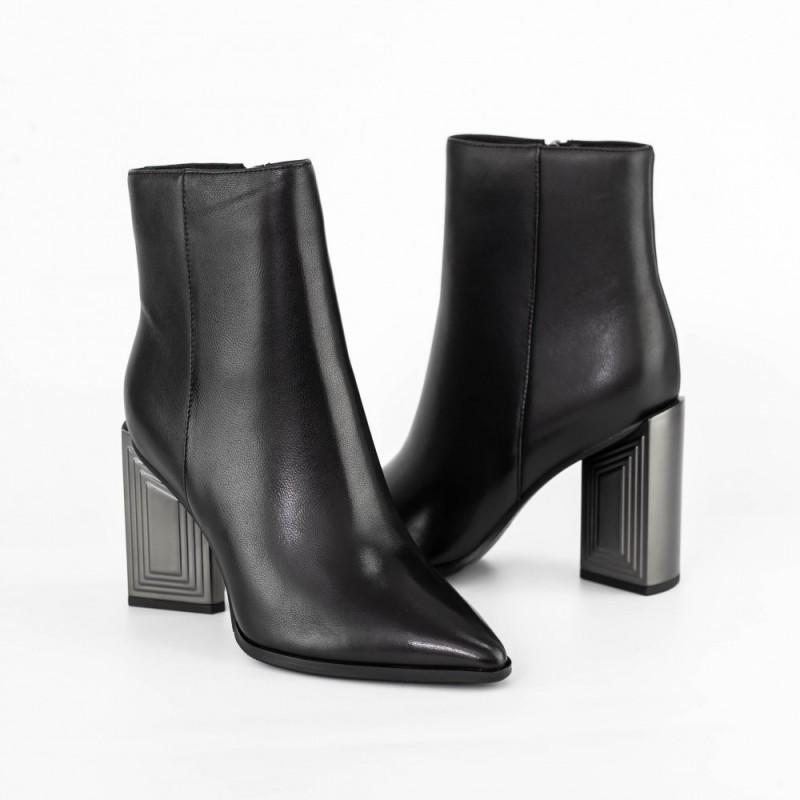 Pantofi cu Toc GE36 Black Mei