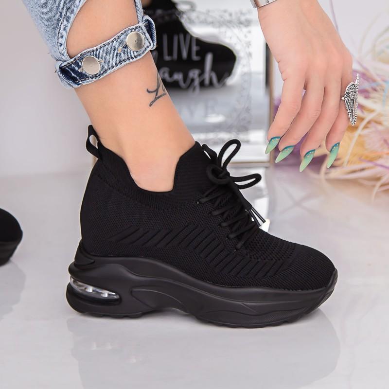 Pantofi Casual Dama YEH5 Guncolor Reina