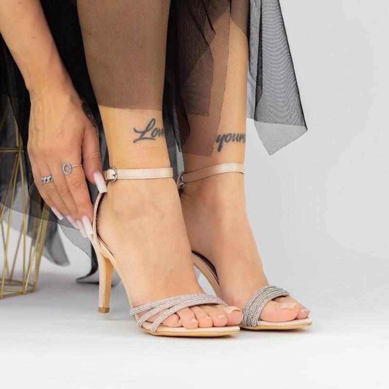 Pantofi Sport Dama LGLJE1 Red Reina