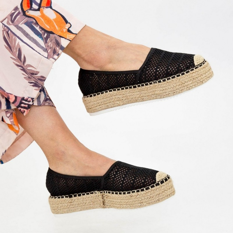 Pantofi Casual Dama HJ5 Black Reina