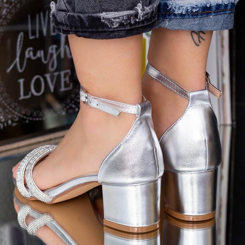 Pantofi Casual Dama HJ8 Black Reina