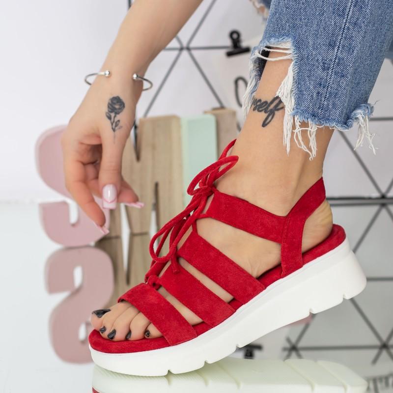 Pantofi Casual Dama YEH9 Guncolor Reina