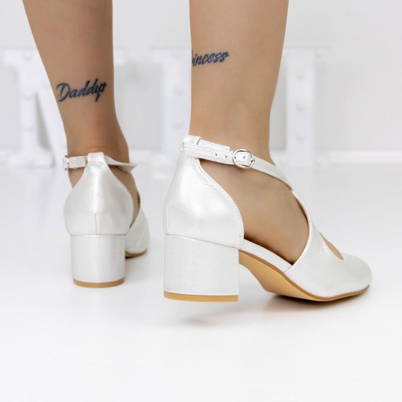 Sandale Dama cu Platforma WT8 SD Black Reina